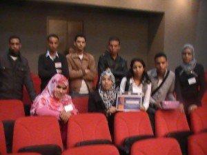 الطلبة المشاركين